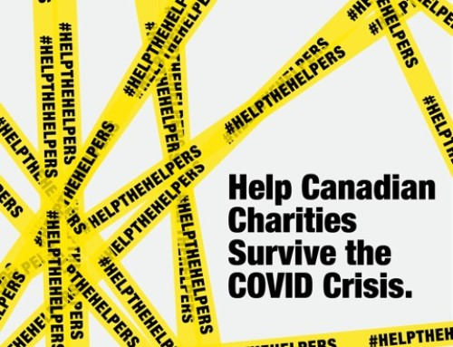 Canadian Charities Need the Government's Support to Survive the COVID-19 Crisis