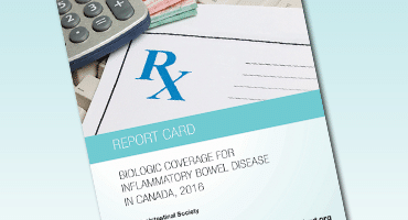 Report Card on Biologics for IBD