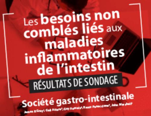 Résultats du sondage : Les besoins non comblés liés aux MII au Canada