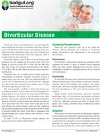 Diverticular Disease PDF