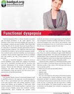 Functional Dyspepsia PDF