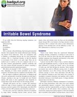 Irritable Bowel Syndrome PDF