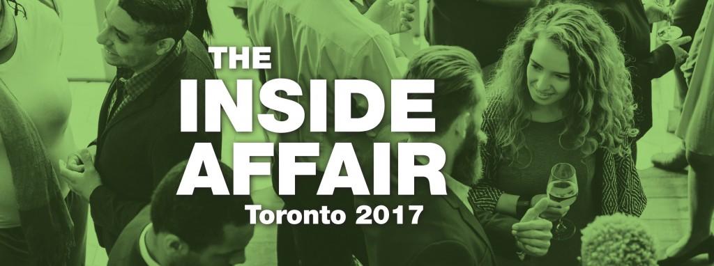 Inside Affair 2017 Toronto
