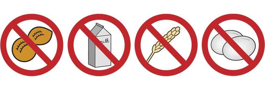 Food Allergies vs Intolerances