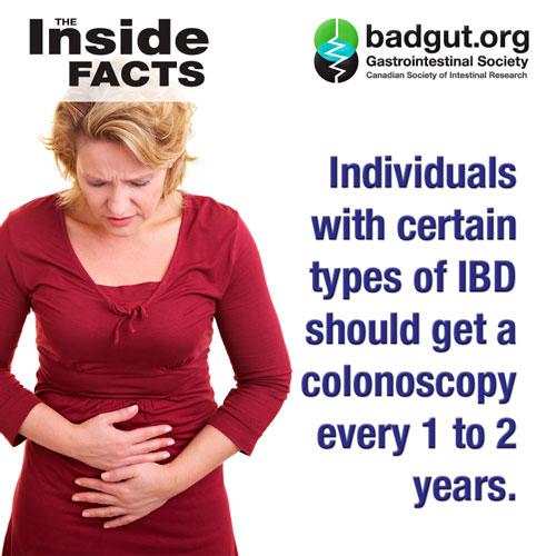 Statistic on IBD